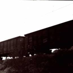 »Film Noir: Dark Skies« - Camera: Zorki 1. Location: Styria, Austria.